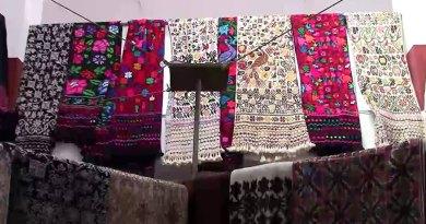 """Exhortan diputados a declarar """"Textiles y Bordados de Hueyapan"""" como Patrimonio Cultural Intangible"""