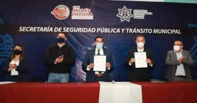 SSP estatal San Andrés trabajan de la mano para recomponer el tejido social