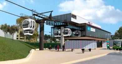 Cablebús L1 iniciará servicio en abril