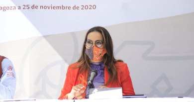 Renuncia Vanessa Barahona a Secretaría de Turismo