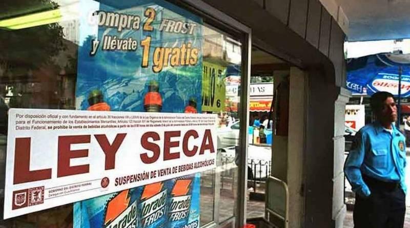 Ley Seca por consulta popular sólo será el domingo en Puebla