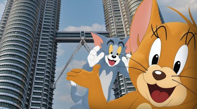 Tom y Jerry sigue en la cima en reapertura de cines