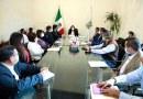 Presentan Karina Pérez y Edmundo Tlatehui comisiones de entrega-recepción