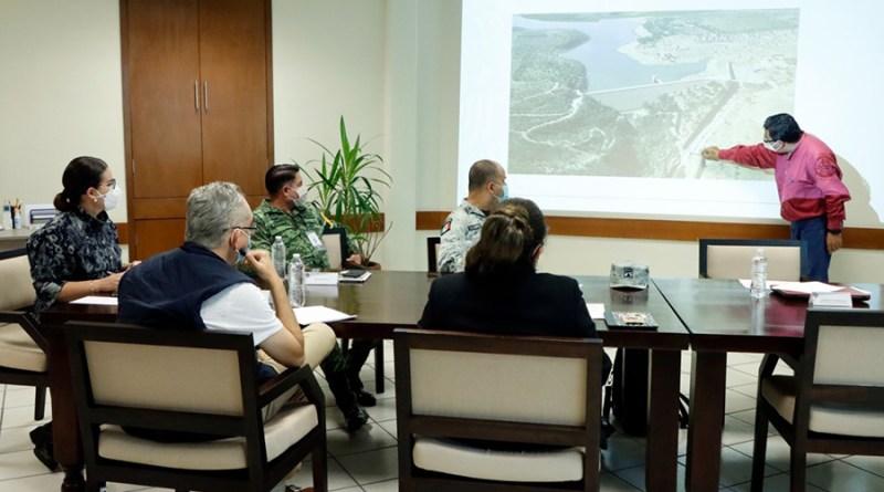 Acuerdan autoridades no abrir compuertas de la presa de Valsequillo