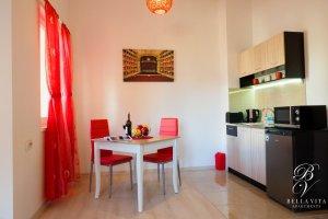 Bulgarian Apartment for Rent Living Room Luxury Property in Blagoevgrad
