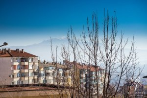 Short Term Fully Equipped Apartment in Blagoevgrad Bulgaria with City View Downtown