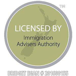 Licensed by Immigration Advisers Authority