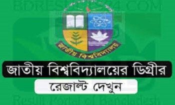 National University Degree Pass 1st Year Exam Result 2018