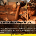 Children's Rights: That's Why They Must Work…