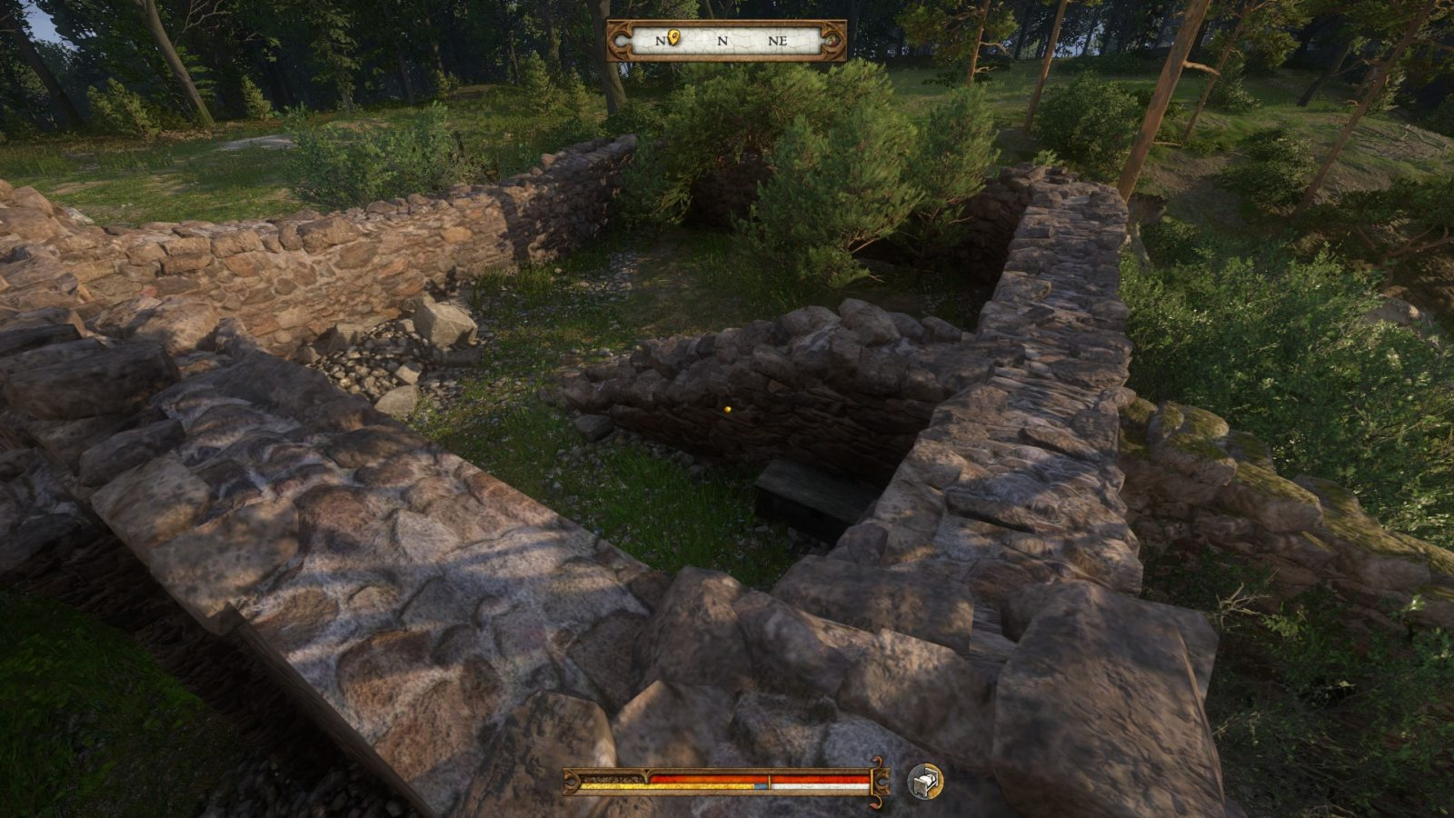 Kingdom Come Deliverance Ancient Map Guide Gt MGW Game