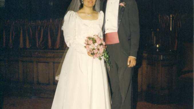 Lisa and Gerry