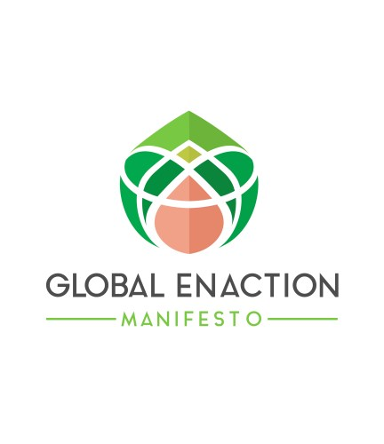 Global Enaction Manifesto - logo