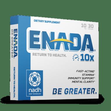 Fast acting enada formula