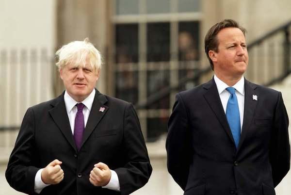 卡梅倫批約翰遜對策 倡再辦二次脫歐公投