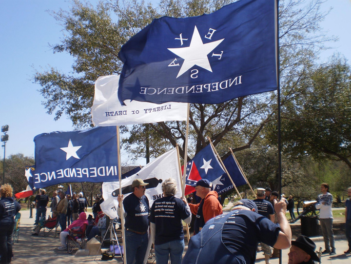 Texas Independence Rally 03 05 11 Texas s a saturat de SUA
