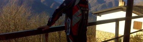 Subida al Monte Cardada (Ticino-Suiza)