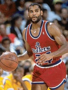 Jeff Malone, Washington Bullets