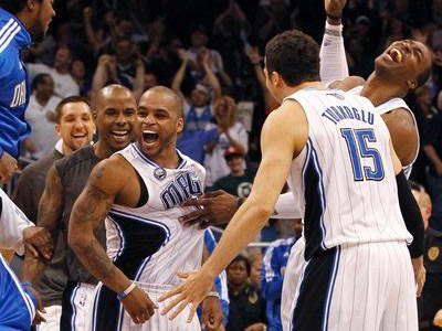 Jameer Nelson, Magic