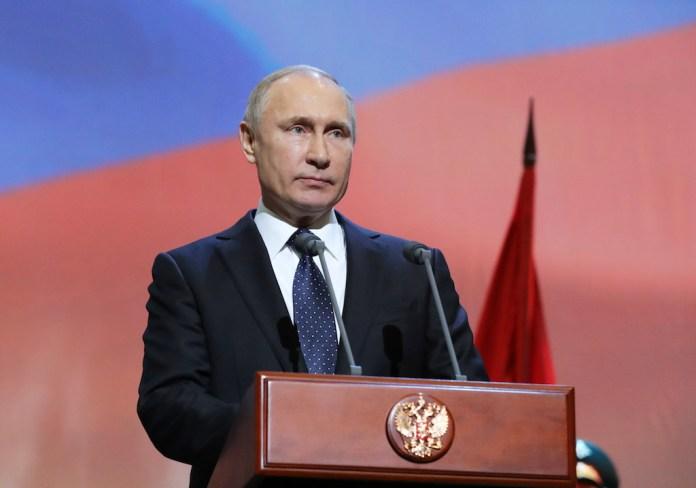 File: Russian president VladimirPutin.