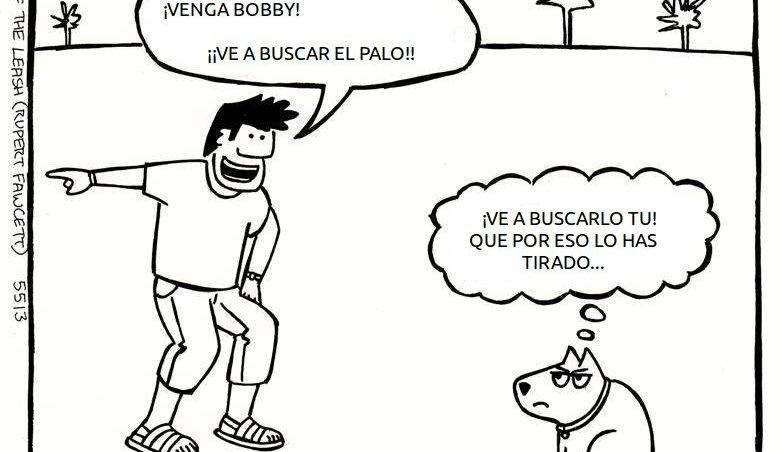 viñeta cómica