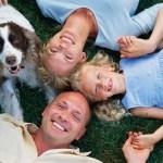 perro dentro o fuera de casa