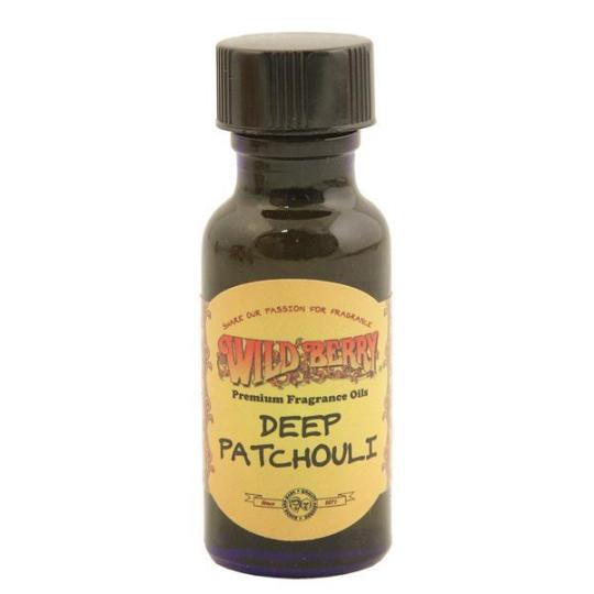 Oil Wildberry Deep Patchouli