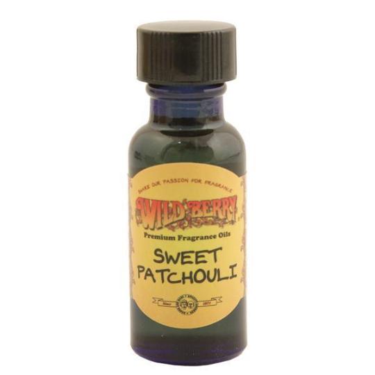 Oil Wildberry Sweet Patchouli
