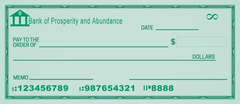 Bank of Prosperity and Abundance
