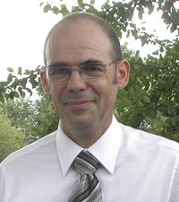 Author Jean Louis de Biasi