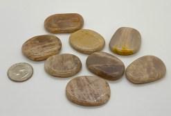 Peach Moonstone Medallion