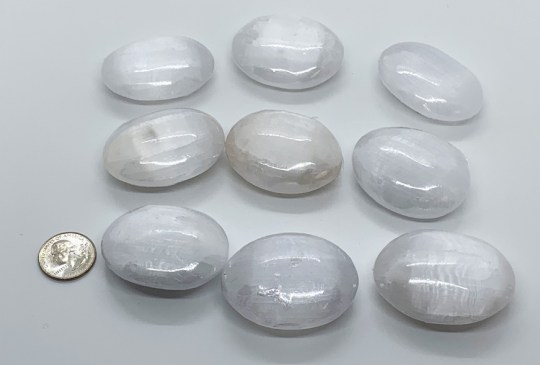Selenite Oval