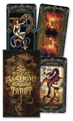 Alchemy of England 1977 Tarot
