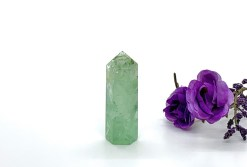 Small Purple Fluorite Point