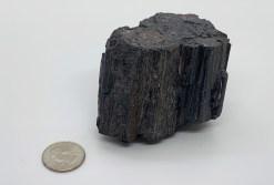 Large Rough Black Tourmaline Specimen
