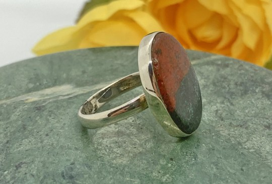 Sonora Sunset in Sterling Silver Ring Size 7
