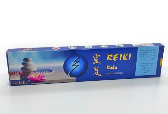 Reiki Raku Incense