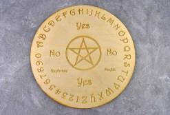10 inch Pentacle Pendulum Board