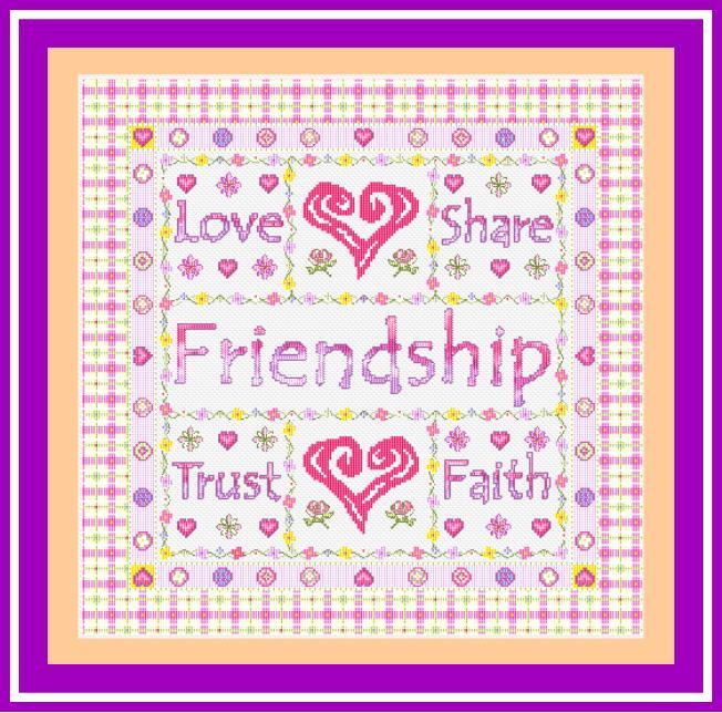 Friendship Words Ref No P150263