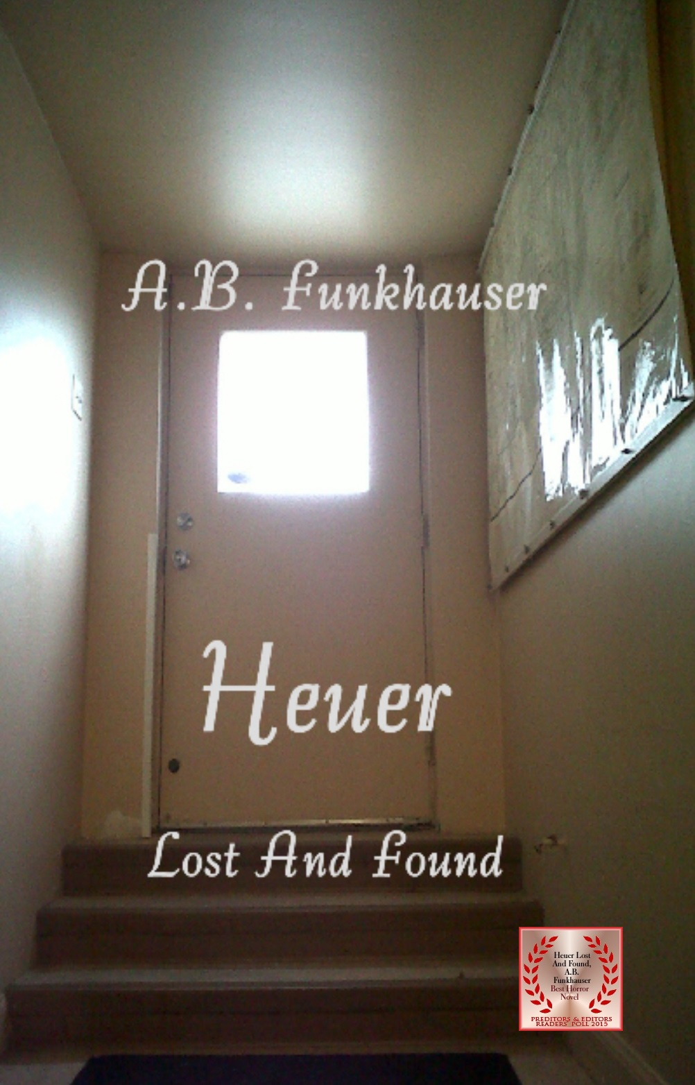 Heuer Lost and Found - award