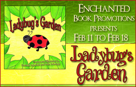 Book Tour Ladybugu0027s Garden