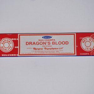 Satya – Dragons Blood-Masala Incense