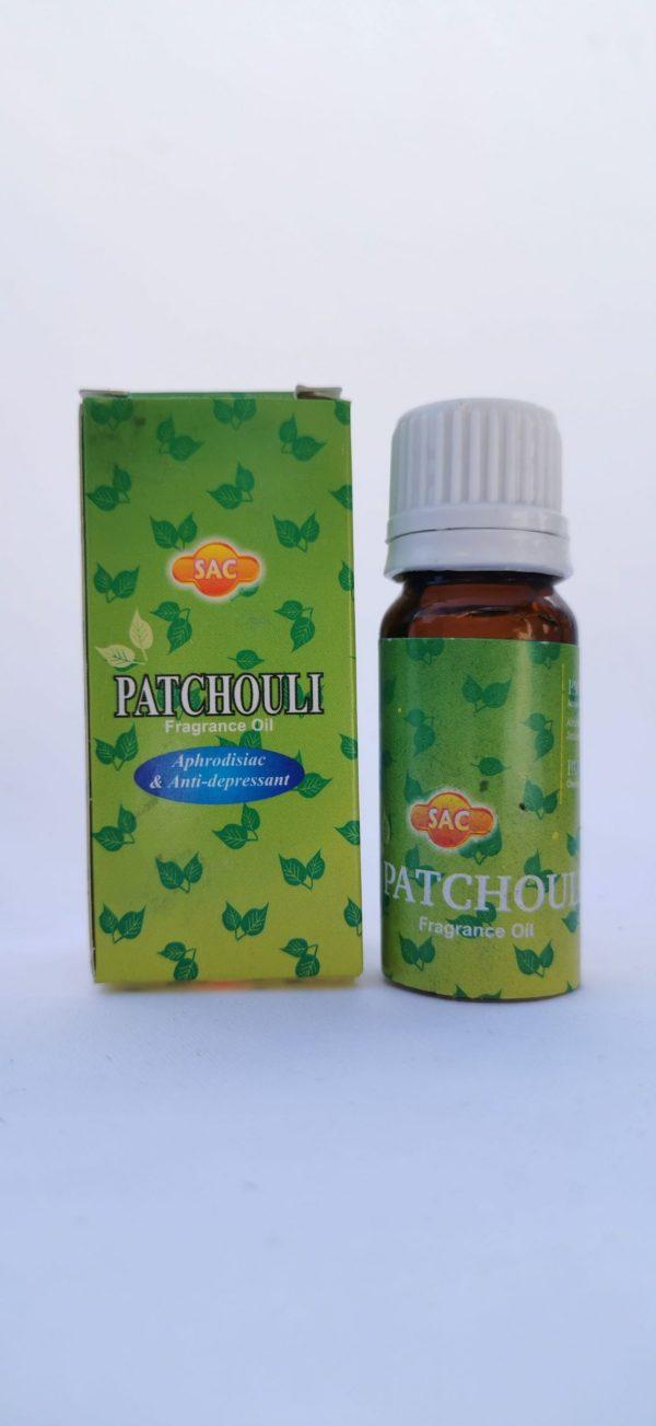 SAC-Patchouli Fragrance Oil