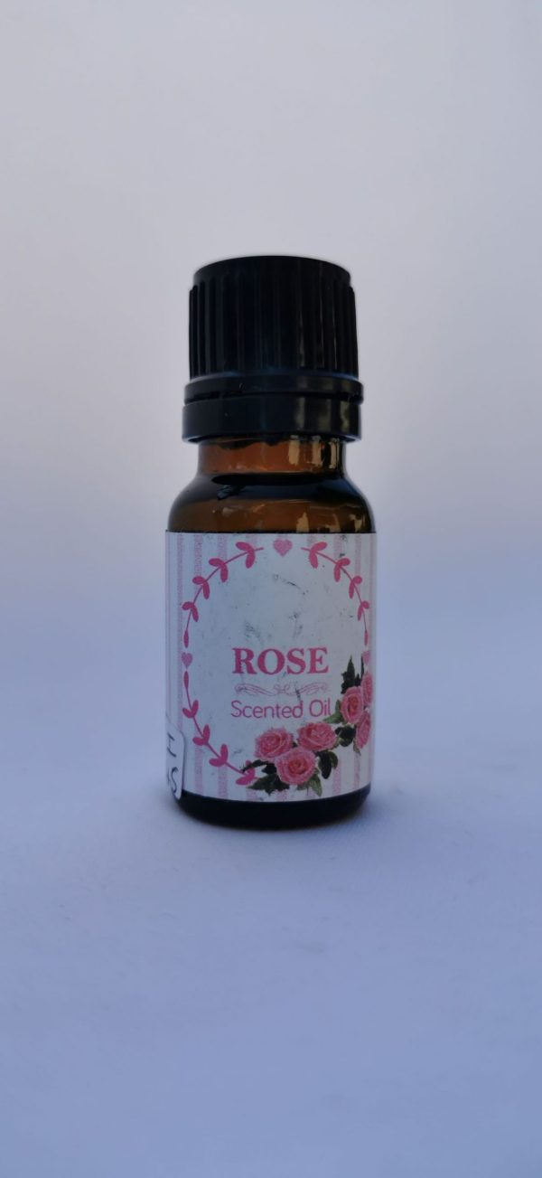 Rose – Scented Oil