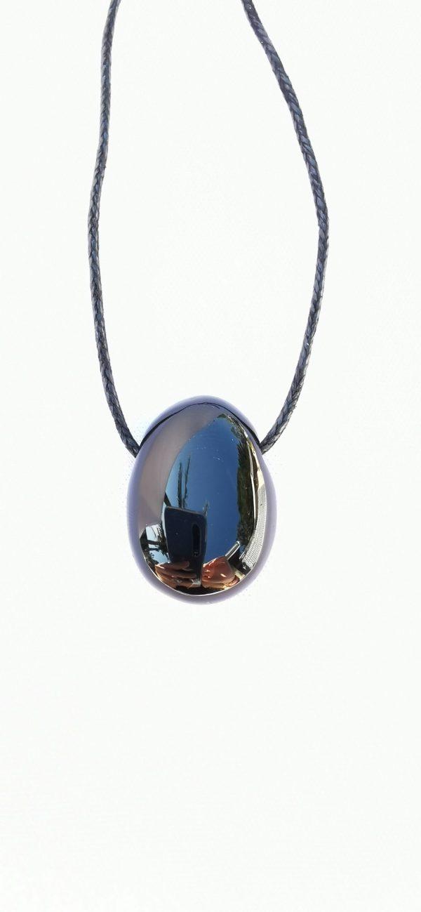 Pendant- Obsidian