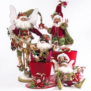 Santa Fairies by Mark Roberts
