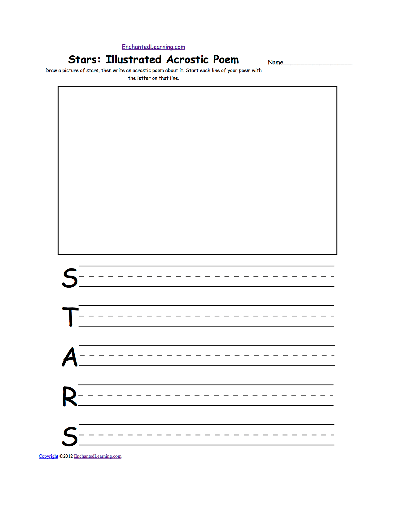 Counting Flags Worksheet