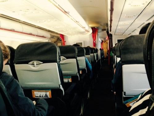 Plane Seat Etiquette