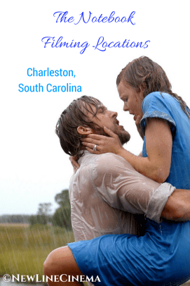 The Notebook Filming Locations