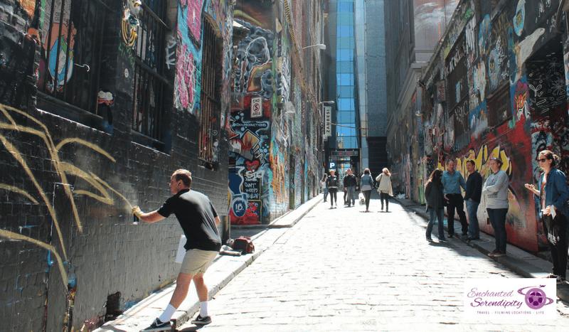 Melbourne Street Art Hosier Lane Artist