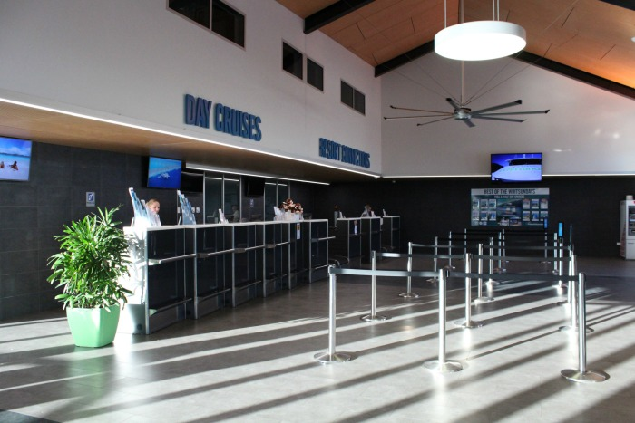 Cruise Whitsundays Terminal
